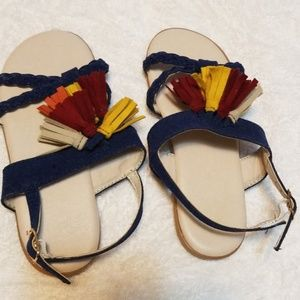 Other - Moccasin sandals